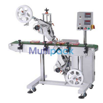 Top & Bottom Labeling Machine - Labeler, Labellers