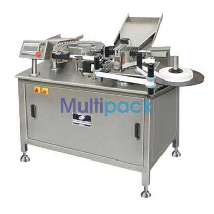 Ampoule Sticker Labelling Machine - Ampoule Vial Labelers