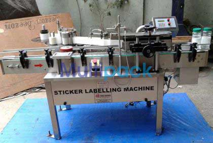 Jar Labelling Machine - Jar Labelers