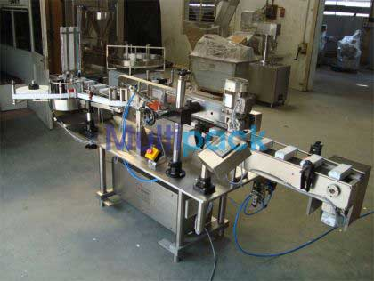 Security Seal Labeling Machine - Label Applicator
