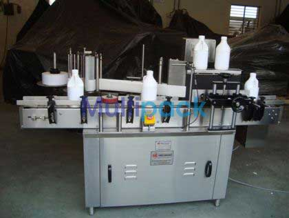 Self Adhesive Sticker Labeling Machine For Jar, Bottles