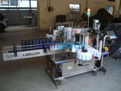 Two Head (front And Back) Label Applicator