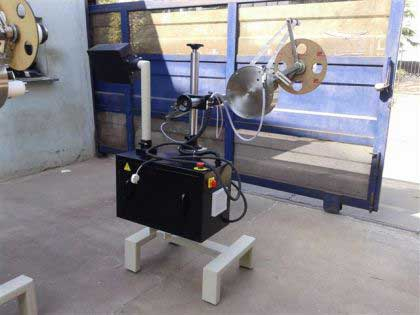Label Applicator Machine