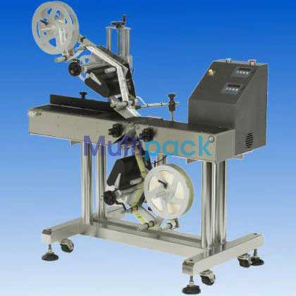 Top & Bottom Sticker Labelling Machine - Labellers
