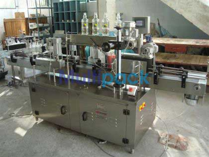 Self Adhesive Front & Back Labelling Machine