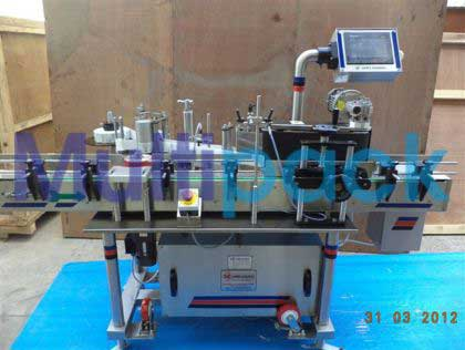 Self Adhesive Sticker Labelling Machine