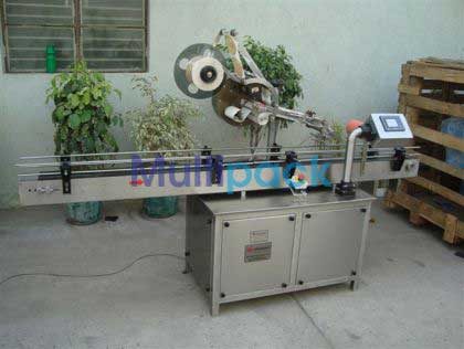 Top Sticker Labeling Machine